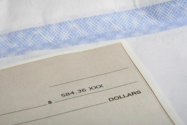 check-money