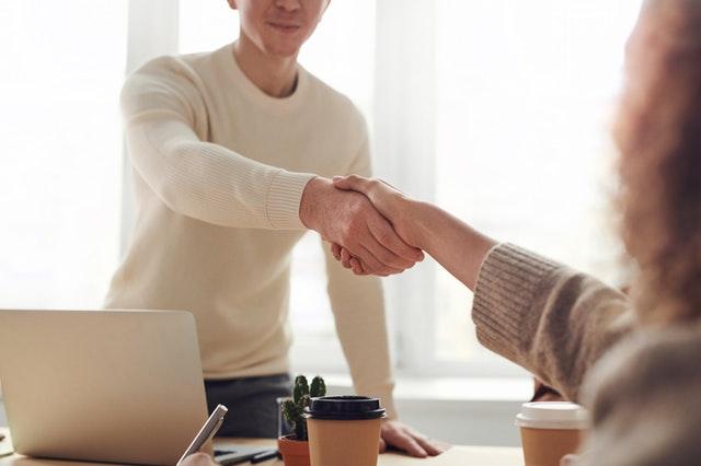 tenant screening process handshake
