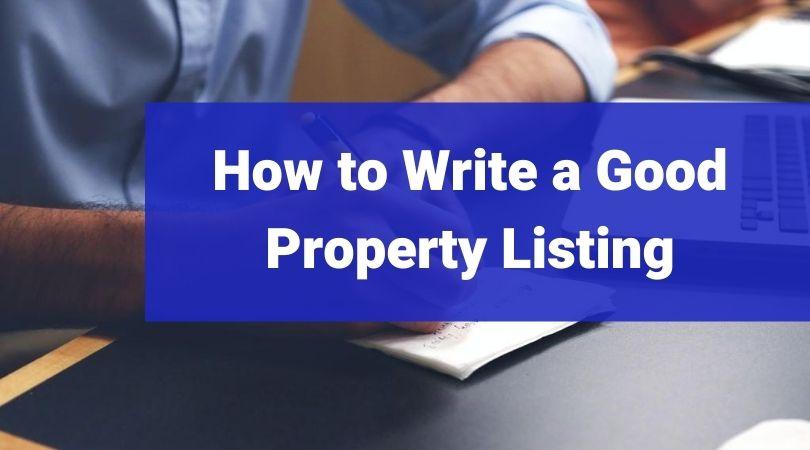 How to Write a Good orlando Property Listing